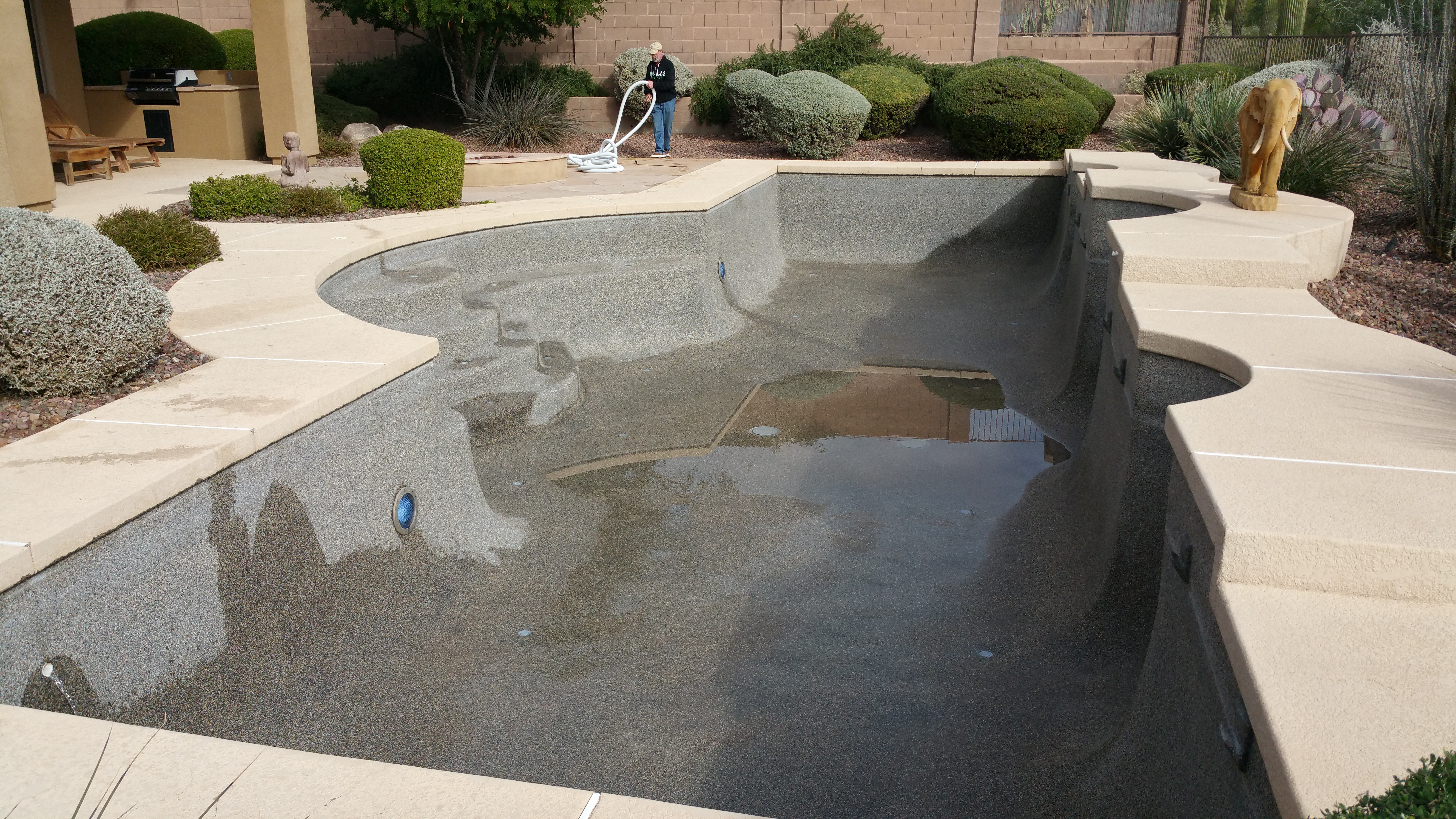 special pool services
